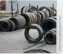 Other feed milling spare parts