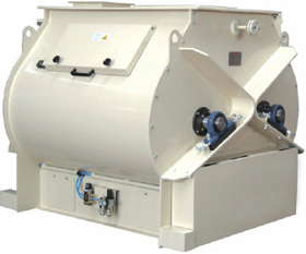 SLJH Double Shaft Paddle Mixer